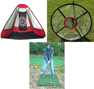 Golf Home Practice Package Mobile Extra Plus Outdoor Indoor