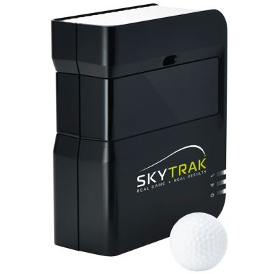 Launch monitor SkyTrak